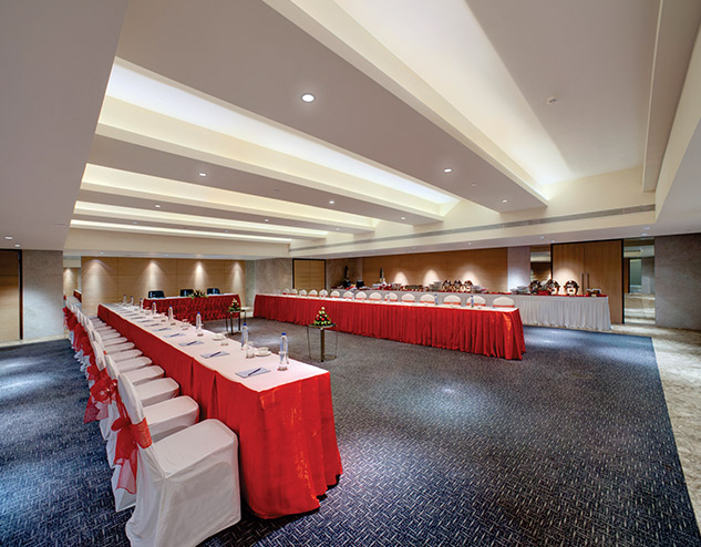 The Grand Wedding Venues in Indore